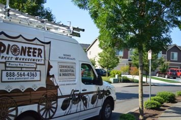 Condominium Pest Control services by Pioneer Pest Management serving Portland OR Vancouver WA