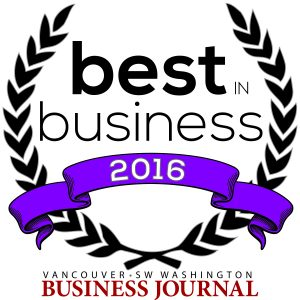 Pioneer Pest Management Best in Business Award Vancouver WA Business Journal